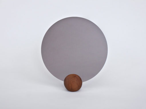 Boule – circle table mirror